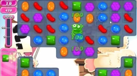 Candy Crush Saga Level 704: Lösung, Tipps und Tricks