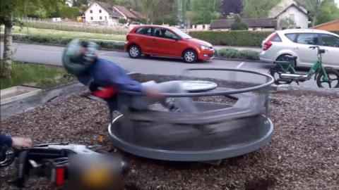 Youtube-Mutprobe: Schuljunge (11) platzt fast der Kopf