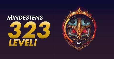 League of Legends: Mittlerweile benötigt man mindestens 323 Stufen, um alle Champions zu haben