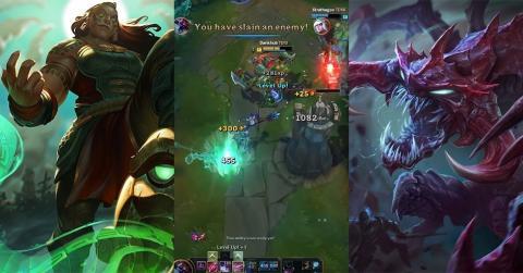 League of Legends: Die Kombi Illaoi + Cho'gath ist tödlich