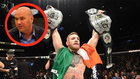 Conor McGregors Comeback: Dana White gibt erste Andeutungen über einen möglichen Gegner