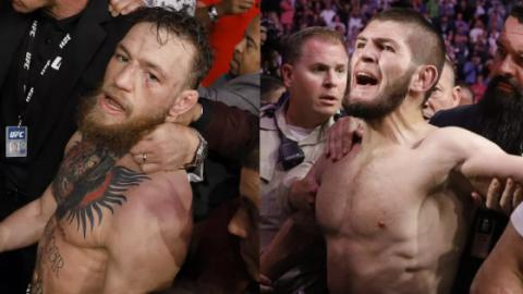 Khabib Nurmagomedov vs. Conor McGregor: Die offizielle Kampfwertung liegt vor!