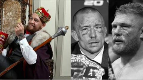 Conor McGregor ist im PPV besser als Brock Lesnar, Ronda Rousey und Georges St-Pierre