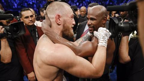 Floyd Mayweather vs. Conor McGregor: Neuigkeiten zur möglichen Revanche