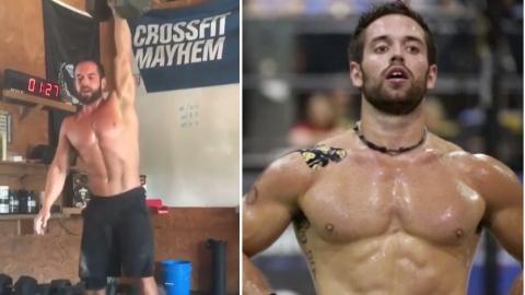 Der Crossfit-Champion Rich Froning verrät ein Wahnsinns-Training