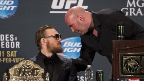 Russland: Dana White plant nächsten Kampf von Conor McGregor gegen Khabib Nurmagomedov!