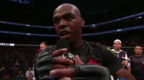 Nach seinem Sieg gegen Daniel Cormier: Jon Jones fordert Brock Lesnar heraus