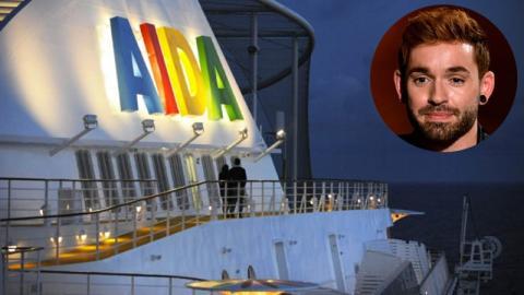 Daniel Küblböck: Aufnahme von Bord der AIDA aufgetaucht