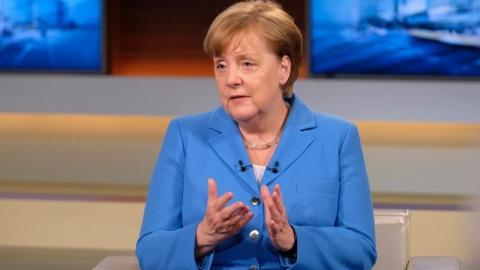 Özil und Gündogan bei Erdogan: Angela Merkel spricht Machtwort