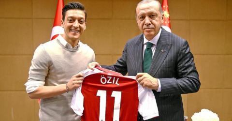 Empörung nach Erdogan-Skandal: Grünen-Politikerin verteidigt Özil und Gündogan