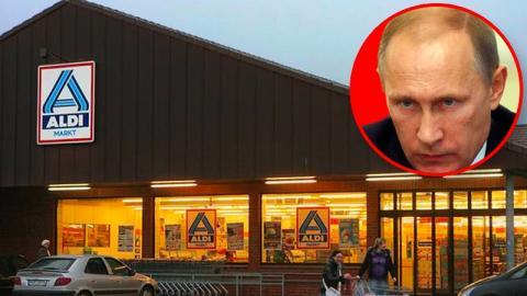 Deutsche Discounter in Gefahr? Russland schmiedet Pläne gegen Aldi und Lidl
