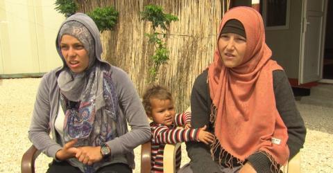 Deutsche IS-Frauen wollen zurück nach Deutschland: Ihre Vorwürfe gegen den Staat sorgen für Empörung