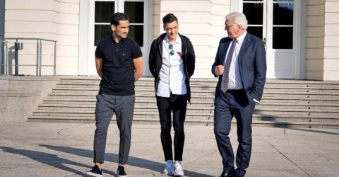 Erdogan-Skandal: Jetzt kommt raus, wie es wirklich zum Steinmeier-Treffen kam