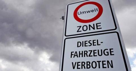 Diesel verboten: Erste deutsche Stadt verärgert Autofahrer mit strengem Fahrverbot