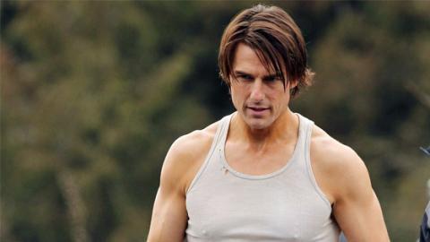 """Tom Cruise: So krass waren seine Diät und sein Training vor """"Mission: Impossible – Fallout"""""""