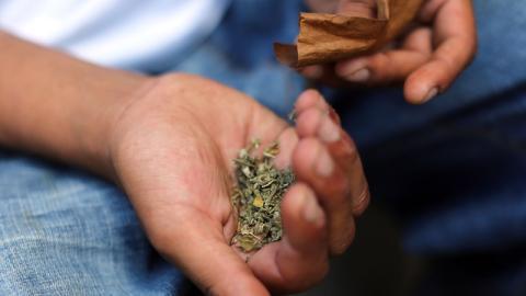 So verändert sich euer Körper, wenn ihr 5 Jahre lang jeden Tag Cannabis raucht!