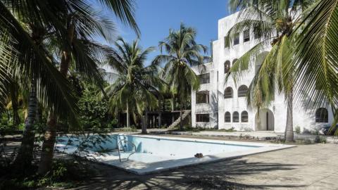 Isla Grande: Die Residenz vom Drogenbaron Pablo Escobar ist seit über 20 Jahren verwahrlost