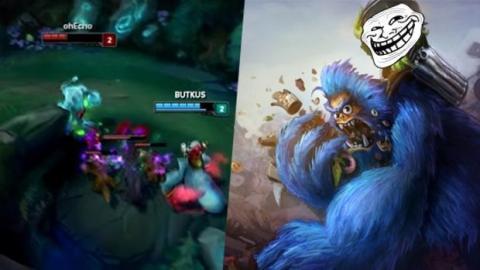 League of Legends: Deshalb hassen wir es gegen Nunu im Dschungel zu spielen
