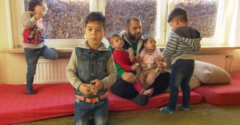 Syrischer Flüchtling mit zwei Ehefrauen: Jetzt greift ein Ex-Polizist durch