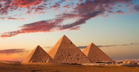 Ägypten ist nicht das Land mit den meisten Pyramiden!