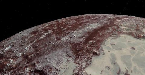 Zwergplanet Pluto: NASA enthüllt einmaliges Video vom Vorbeiflug einer Sonde