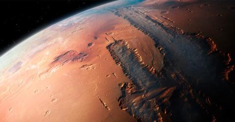 Neue Studie: War der Mars lange vor der Erde bewohnbar?