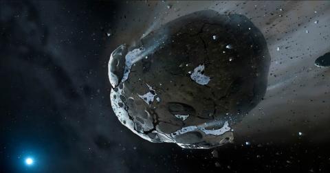 """NASA: Aufprall von Asteroid """"Bennu"""" auf Erde nicht zu stoppen"""