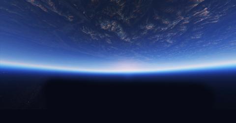 Kurios: Durch Zufall ist eine künstliche Barriere um die Erdatmosphäre entstanden