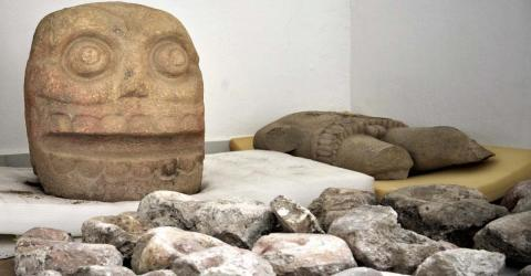Mexiko: Archäologen machen schaurigen Fund in Tempel
