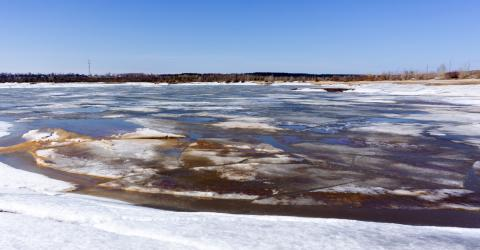 Klimawandel: Die Permafrost-Schmelze gefährdet Mensch und Tier durch Methanfreigabe