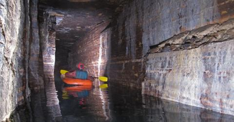 Riesiges Höhlensystem entdeckt