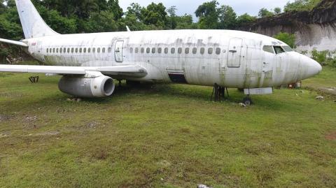 Bali: Rätsel einer verlassenen Boeing 737 wirft Fragen auf