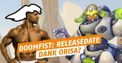 Overwatch: Die Spieler haben das Erscheinungsdatum von Doomfist dank Orisa erraten