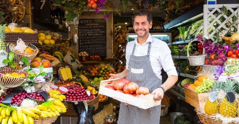 Darum kann der Verzehr von 5 Früchten und Gemüsesorten pro Tag Millionen von Leben retten