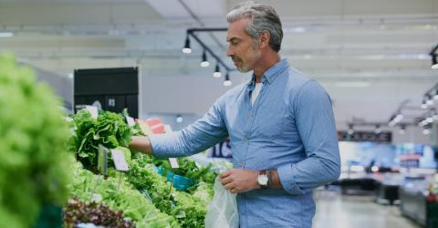 Krankheiten, Gewicht und Schweiß: Was das Vegetarier-Dasein mit deinem Körper macht!
