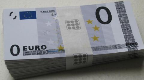 Neue Null-Euro-Scheine sorgen für große Nachfrage