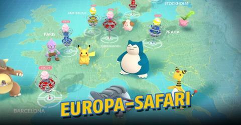 Auch Deutschland ist dabei: Niantic plant eine große Safari durch ganz Europa