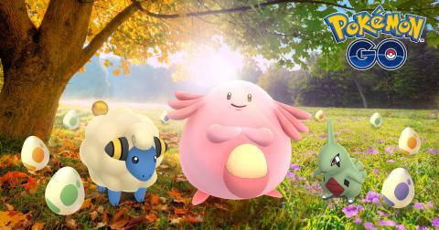Pokémon GO: Das Equinox-Event startet