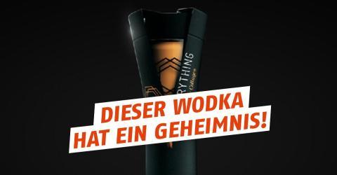 Anti Everything: Der Wodka, der euch jung hält!