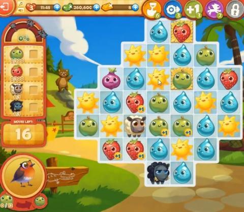 Farm Heroes Saga Level 817: Lösungen, Tipps und Tricks