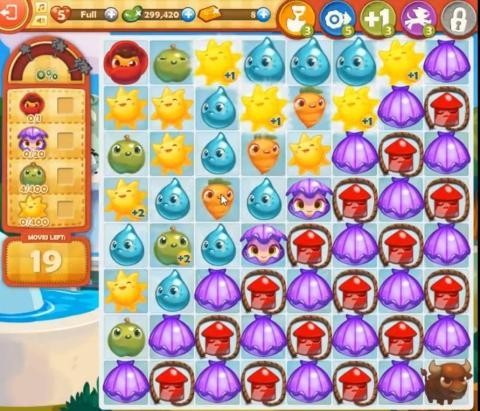 Farm Heroes Saga Level 821: Lösungen, Tipps und Tricks