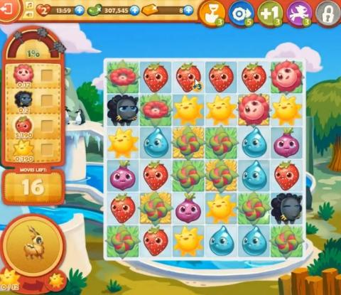 Farm Heroes Saga Level 823: Lösungen, Tipps und Tricks