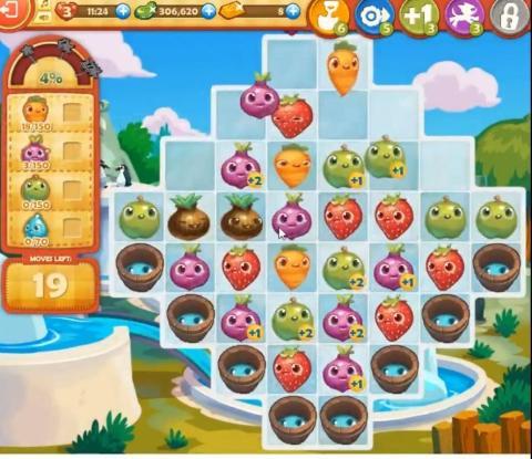 Farm Heroes Saga Level 825: Lösungen, Tipps und Tricks