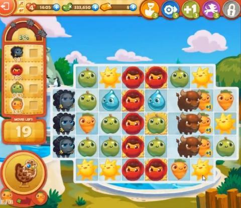 Farm Heroes Saga Level 827: Lösungen, Tipps und Tricks