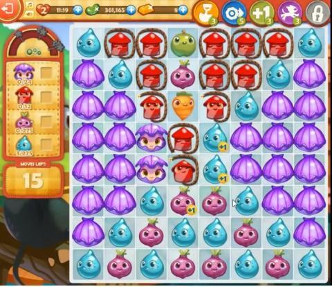 Farm Heroes Saga Level 836: Lösungen, Tipps und Tricks