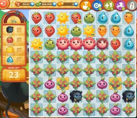 Farm Heroes Saga Level 837: Lösungen, Tipps und Tricks