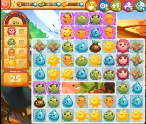 Farm Heroes Saga Level 839: Lösungen, Tipps und Tricks