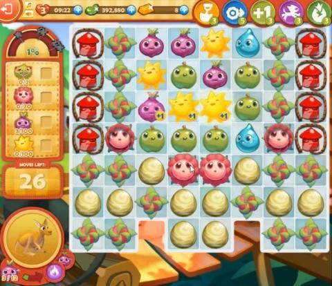 Farm Heroes Saga Level 841: Lösungen, Tipps und Tricks