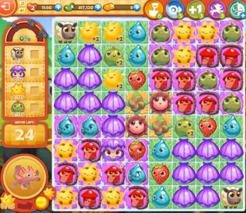 Farm Heroes Saga Level 842: Lösungen, Tipps und Tricks