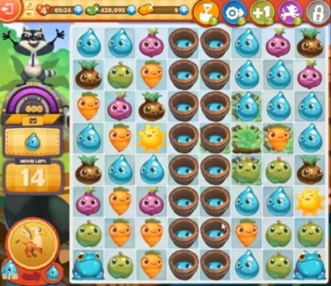 Farm Heroes Saga Level 846: Lösungen, Tipps und Tricks